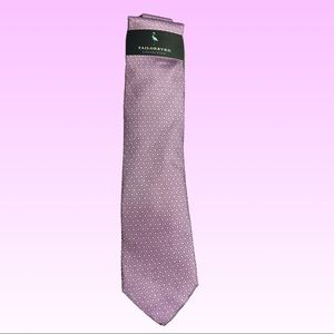 Tailorbyrd Men's 3 in purple tie
